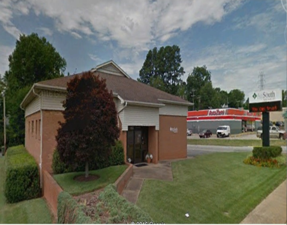 SOLD – 3,600 +/- Sq. Ft. Building in Spartanburg