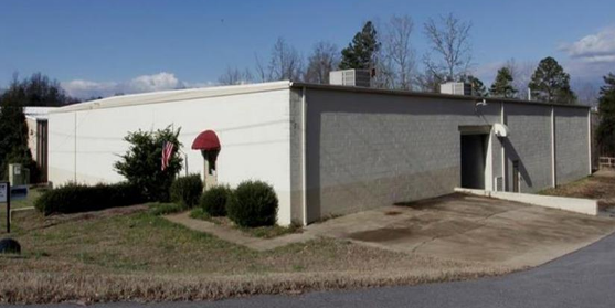 Leased – 13,250 SF Industrial Space, Gaffney