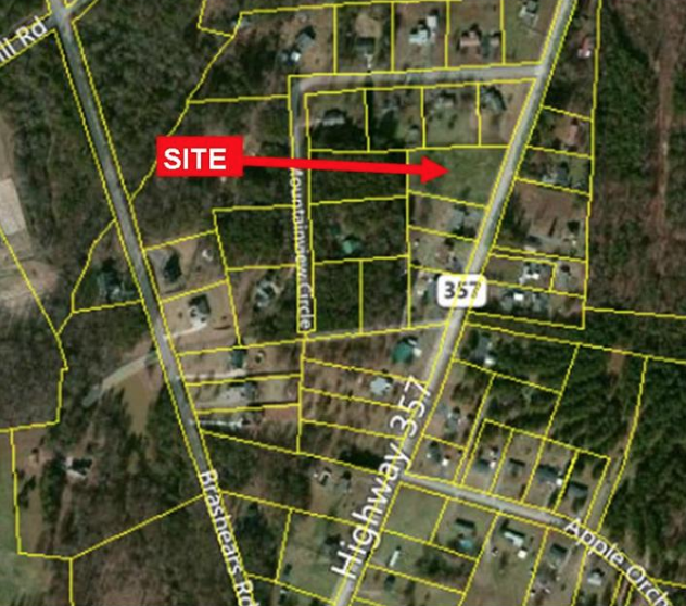SOLD – 1.63 Acres in Inman