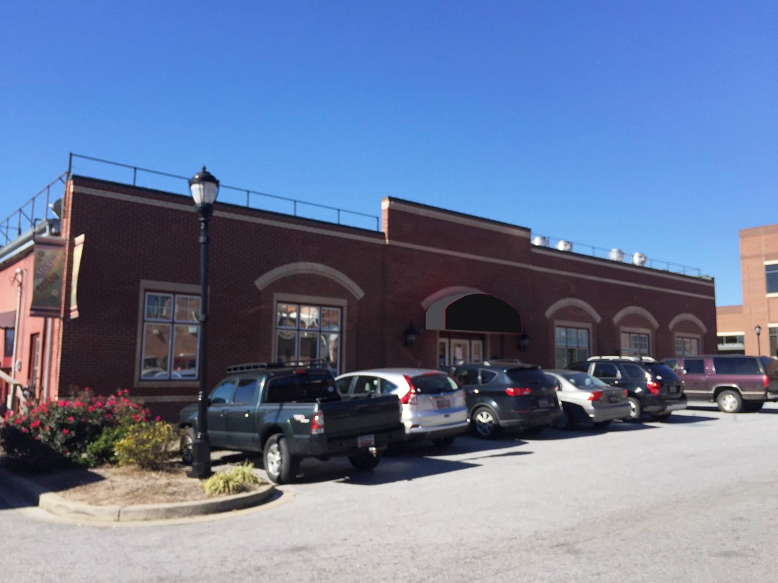 SOLD – Restaurant in Historic Downtown Greer