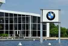 BMW Building Brand New Body Shop in Spartanburg