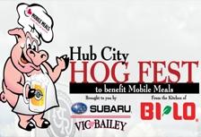 Hub City Hog Fest 2014