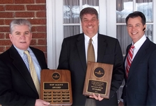 Spencer Hines Properties Named Guy Harris Agent of the Year for 2012