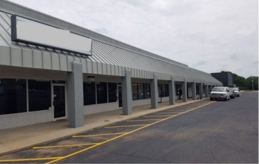 LEASED – 29,800 Square Feet Retail Space