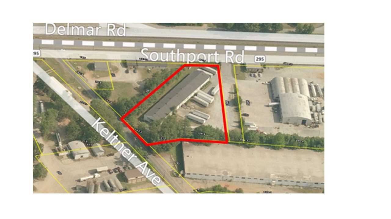 SOLD – 13,550 SF Industrial Space in Spartanburg