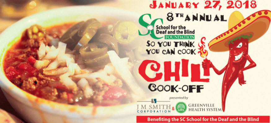 8th Annual Chili Cook-Off