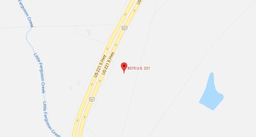 SOLD – Land on Hwy 221, Woodruff