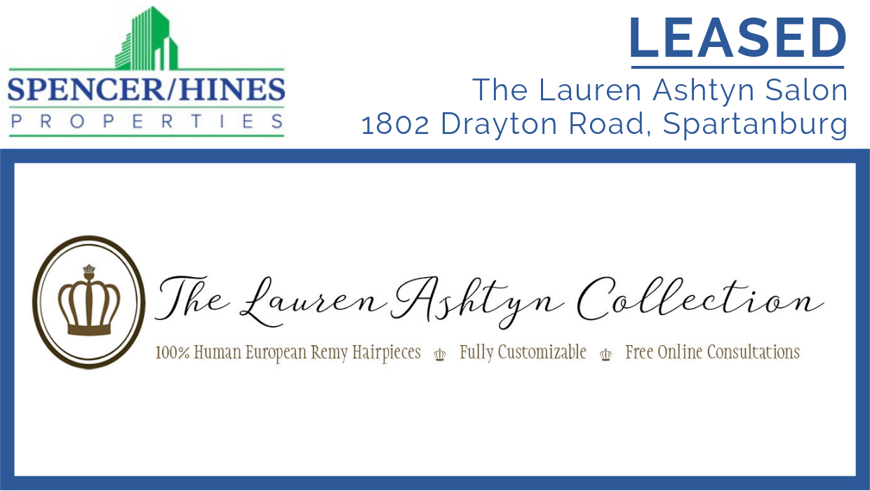 LEASED – Lauren Ashtyn Salon