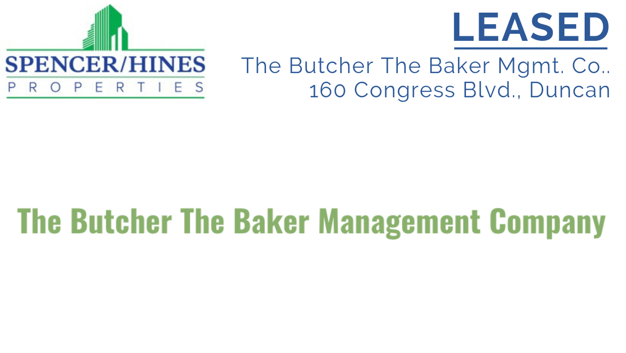 LEASED – The Butcher The Baker