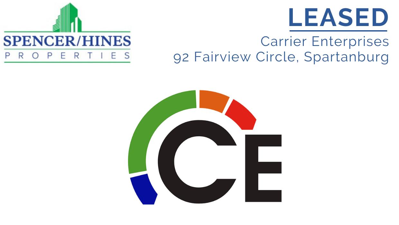LEASED – Carrier Enterprises