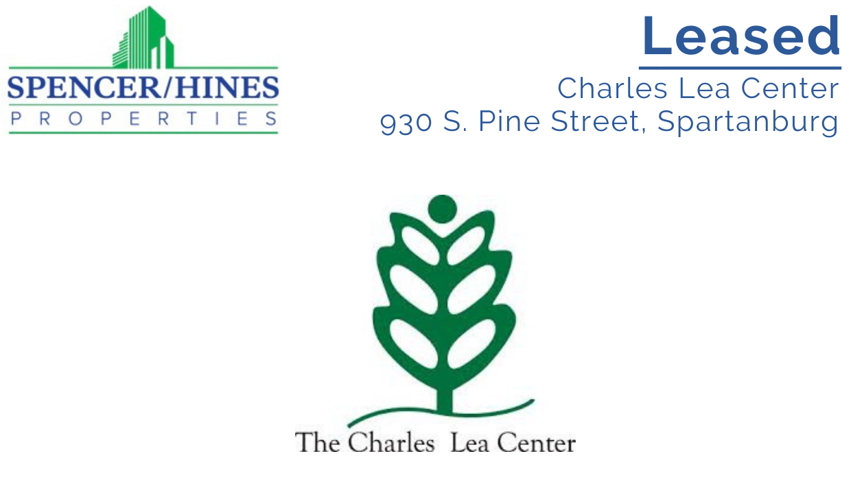 LEASED – Charles Lea Center