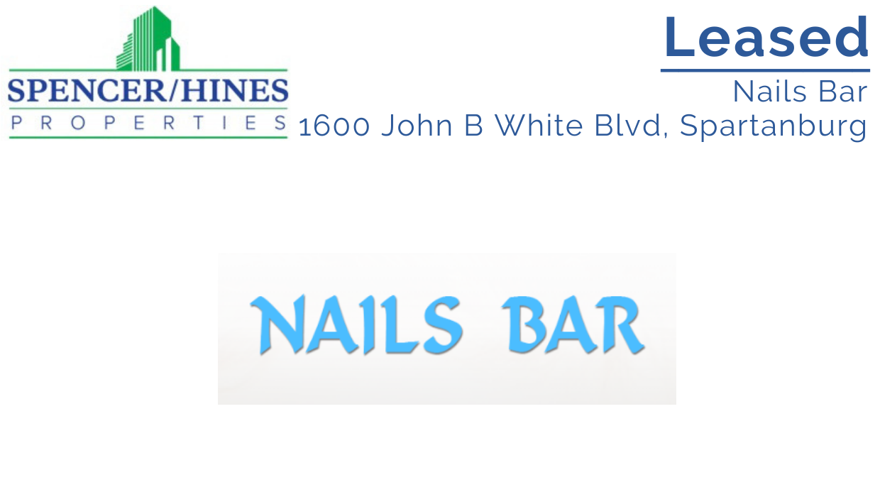 LEASED – NAILS BAR