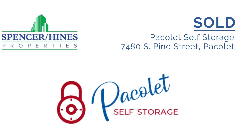 SOLD – Pacolet Self Storage