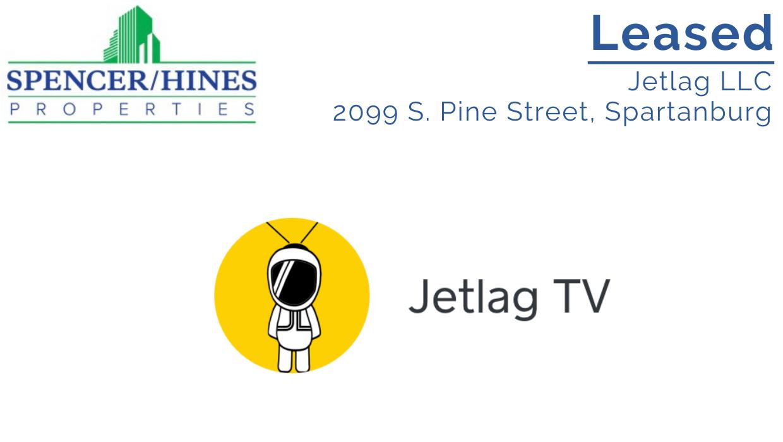 LEASED – Jetlag LLC