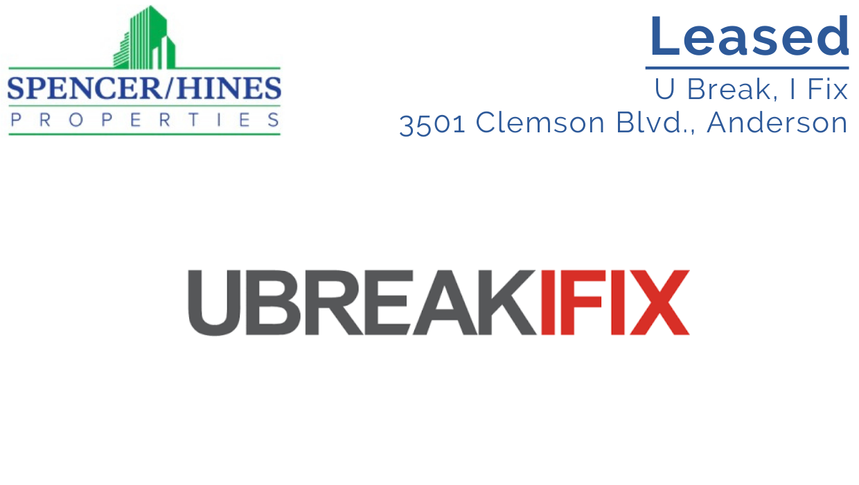 LEASED – U Break, I Fix